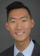 A portrait of Joe Kim of the Department of Health Management and Policy in the College of Public Health at the University of Iowa.