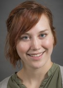 A portrait of Anna Smith of the Department of Biostatistics in the College of Public Health at the University of Iowa.