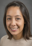 A portrait of Audrey Tran Lam of the Department of Occupational and Environmental Health in the College of Public Health at the University of Iowa.