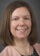 A portrait of Bri (Brianne) Johnson of the University of Iowa College of Public Health.