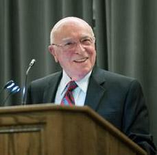 photo of Professor Emeritus Sam Levey