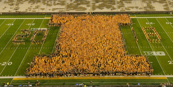 photo of UI undergrad class of 2018