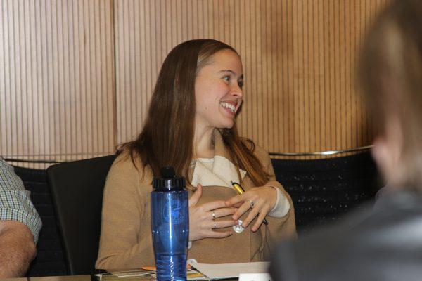Biostatistics alumna Stephanie Kliethermes.