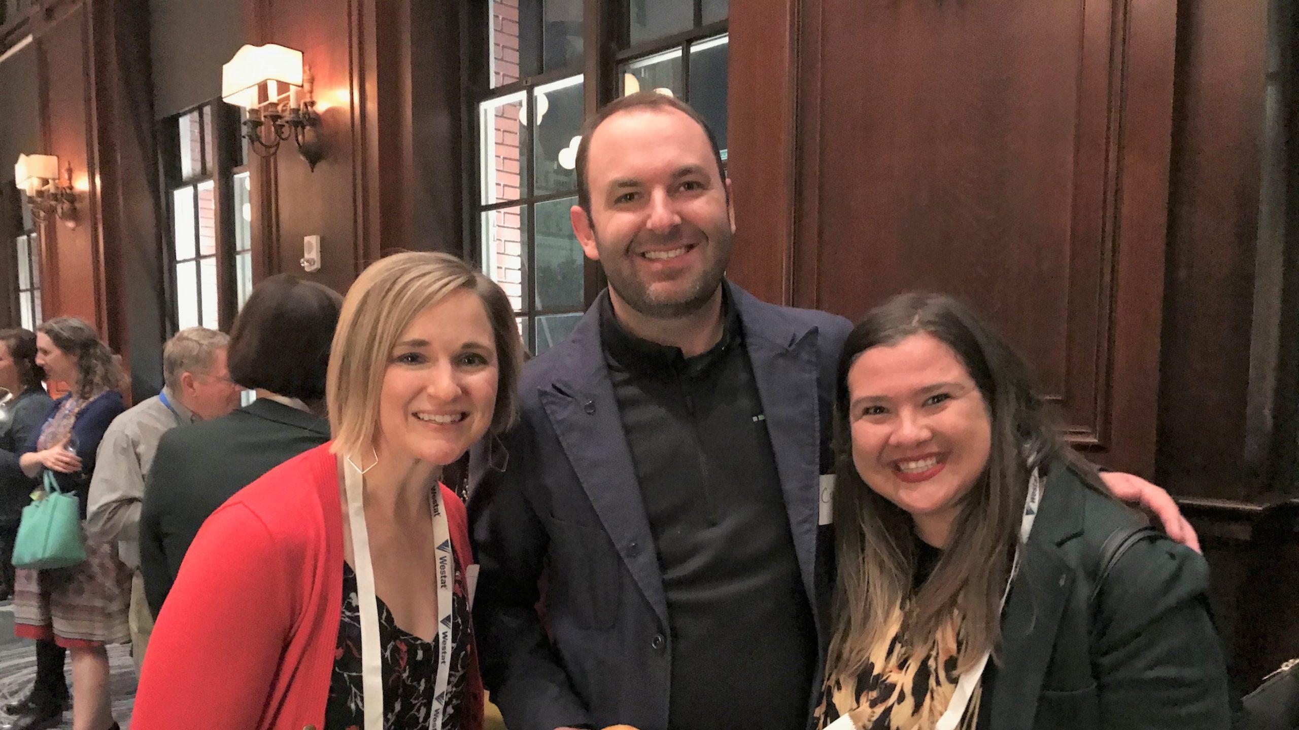 APHA 2019 alumni reception slider