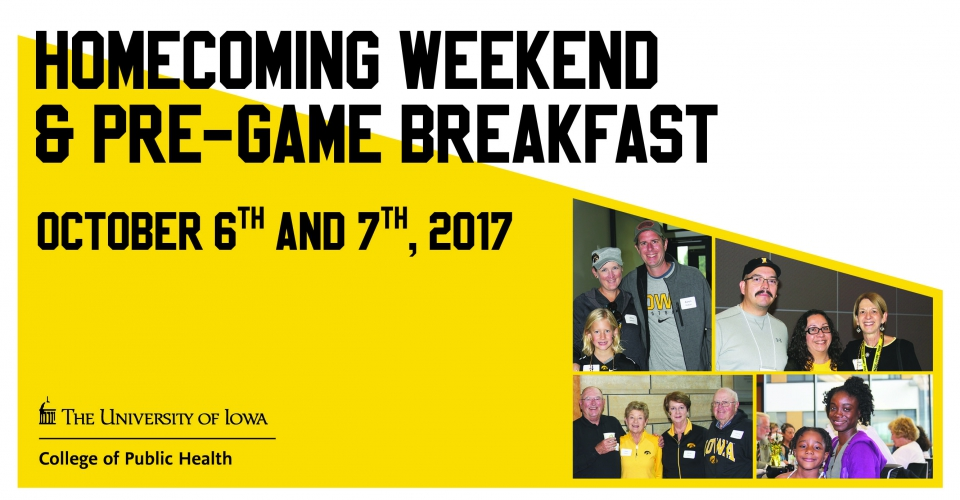 2017 Homecoming Pre-Game Breakfast