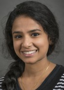 Avanthi Ajjarapu of the joint MD-MPH program at the University of Iowa College of Public Health.
