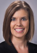 A portrait of Katie Fredericks of the University of Iowa College of Public Health.
