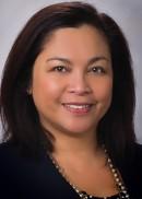 A portrait of Cecilia Peralta of the University of Iowa College of Public Health.