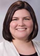 A portrait of Katie Schaier of the University of Iowa College of Public Health.