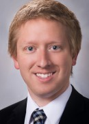 A portrait of Jonathan Wilson of the University of Iowa College of Public Health.