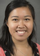 A portrait of Vanessa Au of the University of Iowa College of Public Health.