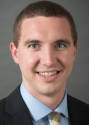 A portrait of Mitch Billimack of the University of Iowa College of Public Health.