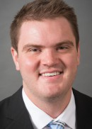 A portrait of Ryan Callahan of the University of Iowa College of Public Health.