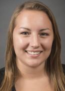 A portrait of Alyssa Conrad of the University of Iowa College of Public Health.