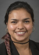 A portrait of Mayra Coronado Garcia of the University of Iowa College of Public Health.