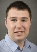 A portrait of Kevin Gettz of the University of Iowa College of Public Health.