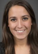A portrait of Katherine Grabowski of the University of Iowa College of Public Health.