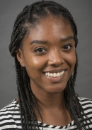 A portrait of Alyson Gray of the University of Iowa College of Public Health.