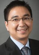 A portrait of Mochamad Hataliansyah of the University of Iowa College of Public Health.