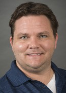 A portrait of Jeff Henson of the University of Iowa College of Public Health.