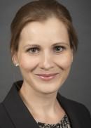 A portrait of Tatiana Izakovic of the University of Iowa College of Public Health.