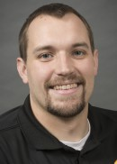 A portrait of Eric Kontowicz of the University of Iowa College of Public Health.
