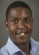 A portrait of Kurayi Mahachi of the University of Iowa College of Public Health.