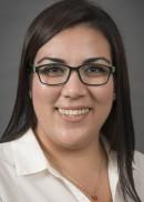 A photo of Adriana Maldonado of the University of Iowa College of Public Health.