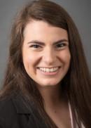 A portrait of Sasha Manouchehripour of the University of Iowa College of Public Health.