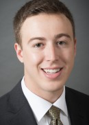 A portrait of Aaron Morse of the University of Iowa College of Public Health.
