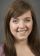 A portrait of Madeline Mueller of the University of Iowa College of Public Health.