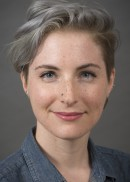 A portrait of Lauren Pass of the University of Iowa College of Public Health.