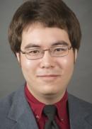 A portrait of Austin Pierson of the University of Iowa College of Public Health.