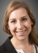 A portrait of Zoe Ribar of the University of Iowa College of Public Health.
