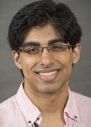 A portrait of Omar Rizvi of the University of Iowa College of Public Health.