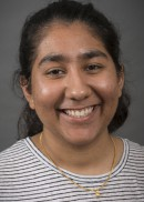 A portrait of Pearl Sawhney of the University of Iowa College of Public Health.