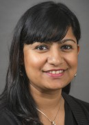 A portrait of Priyanka Vakkalanka of the University of Iowa College of Public Health.