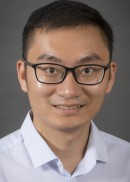 A portrait of Hui Wang of the University of Iowa College of Public Health.