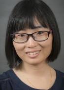 A portrait of Jinli Wang of the University of Iowa College of Public Health.