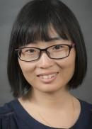 A portrait of Jinli Wang of the University of Iowa College of Public Health.