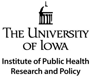 Logo for the Iowa Institute of Public Health Research and Policy
