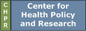 Center for Health Policy and Research logo