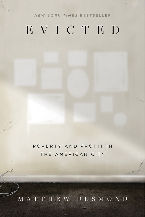 cover of the book Evicted