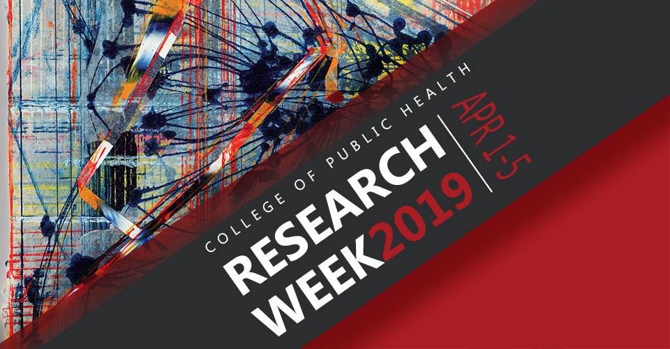 Research Week 2019 art