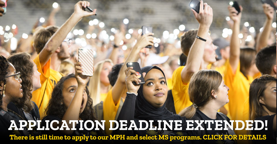 Application Deadline Extended