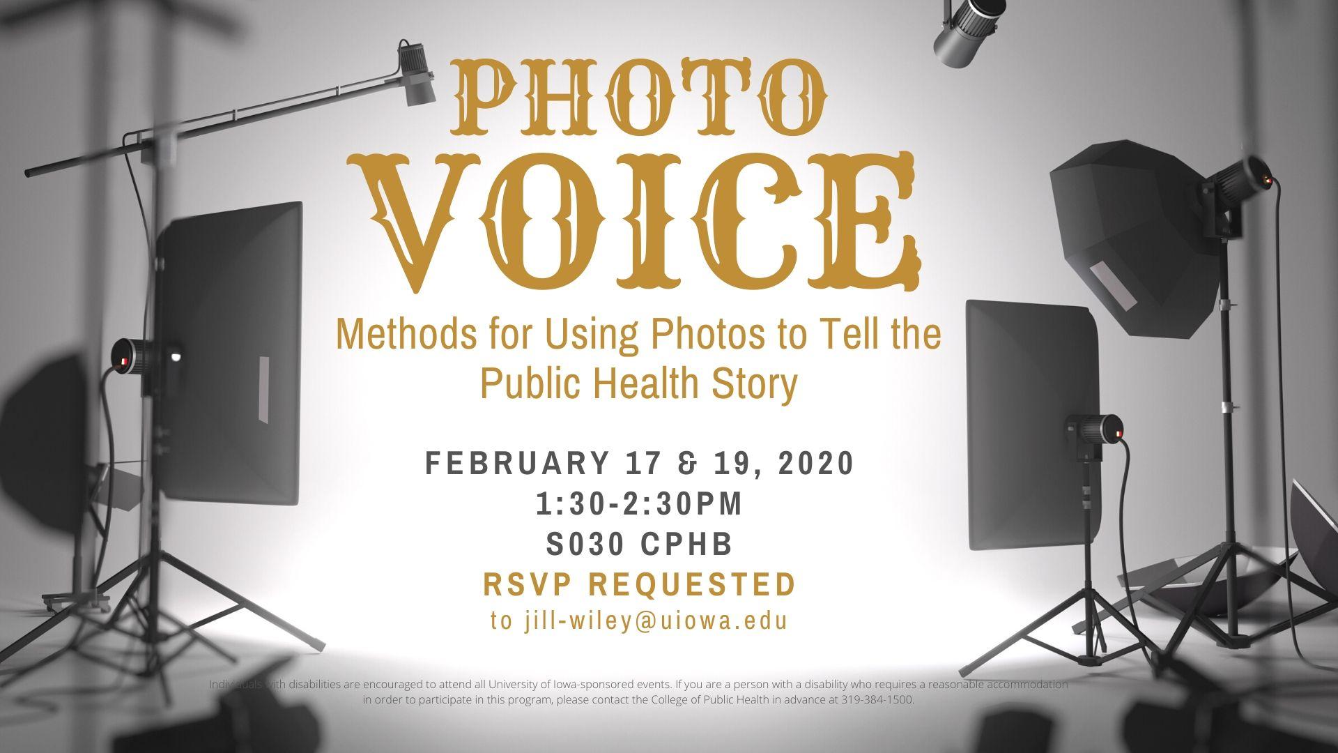 photovoice workshop