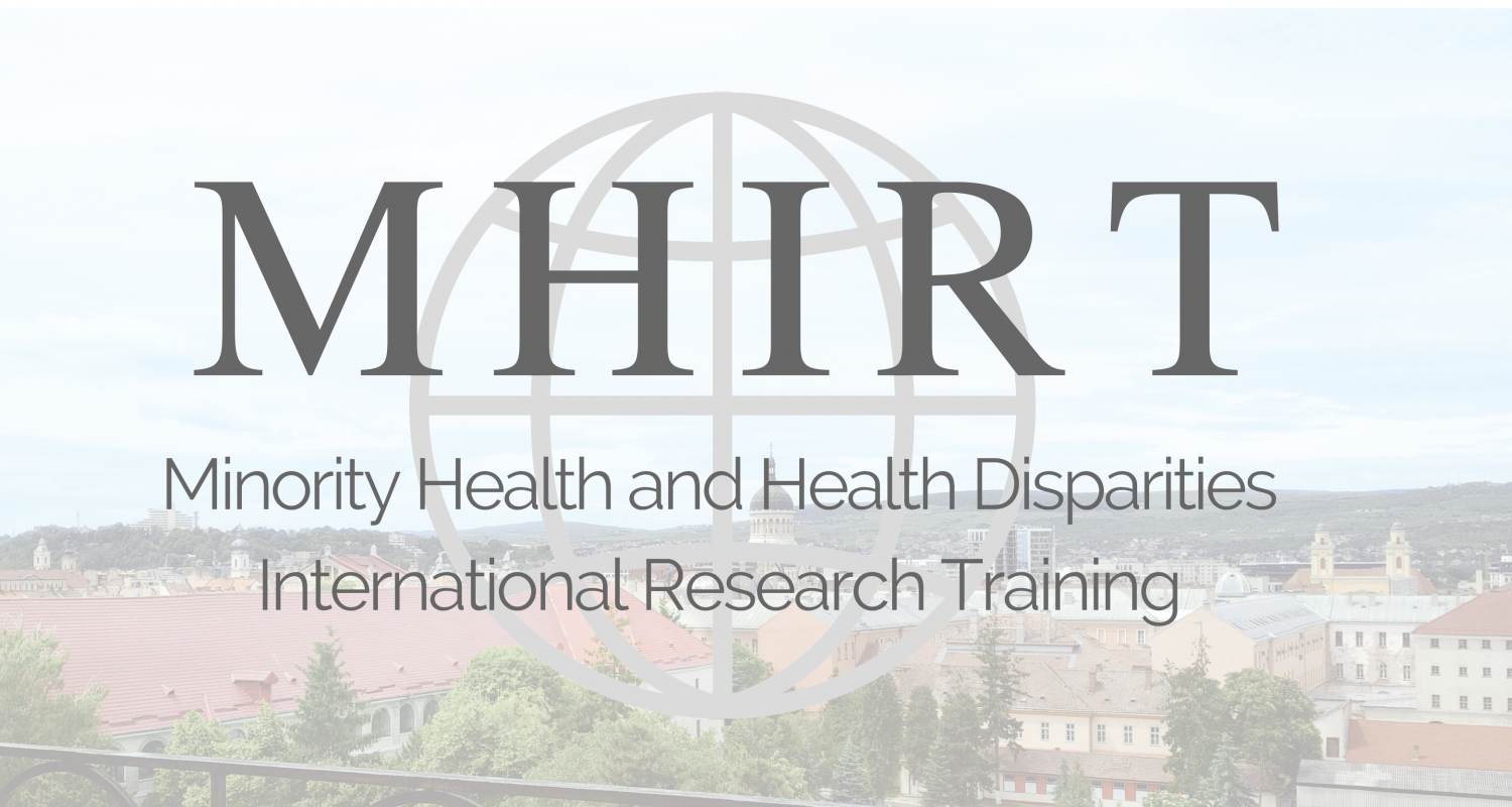 Minority Health and Health Disparities International Research Training