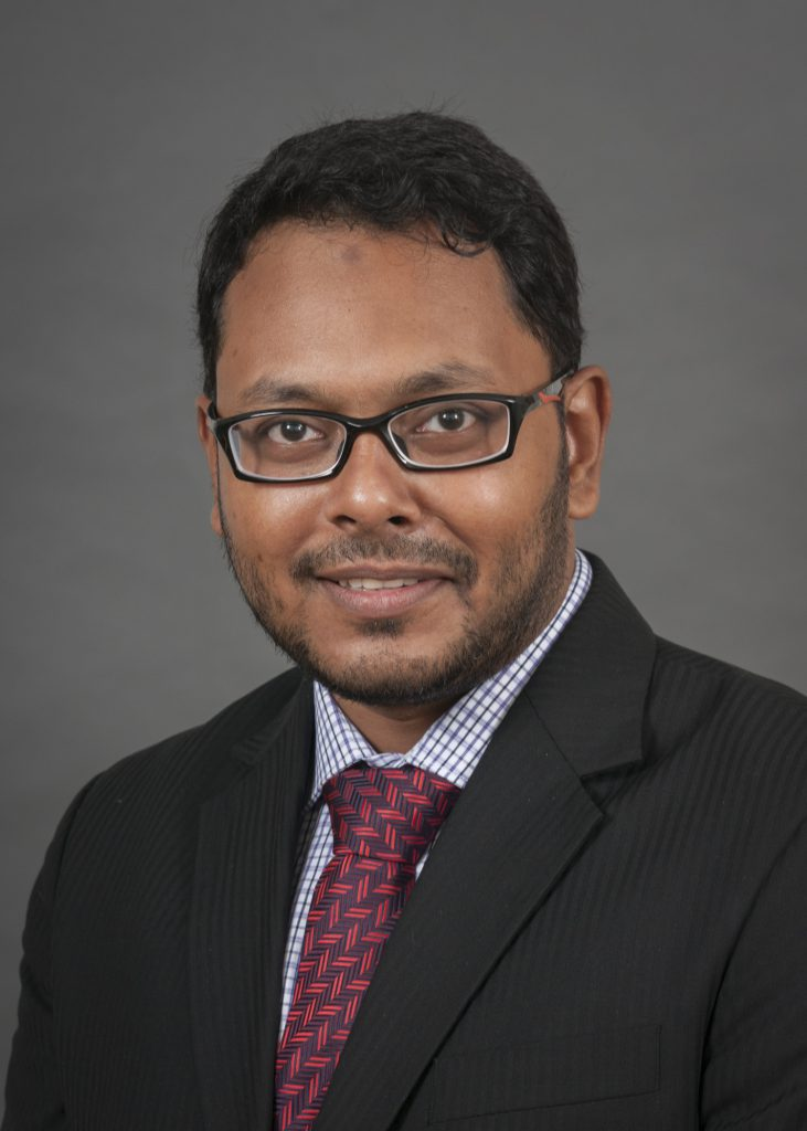 Portrait of Redwan Bin Abdul Baten, PhD student in the Department of Health Management and Policy.