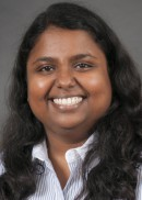 Portrait of Divya Bhagianadh, PhD student in the Department of Health Management and Policy.