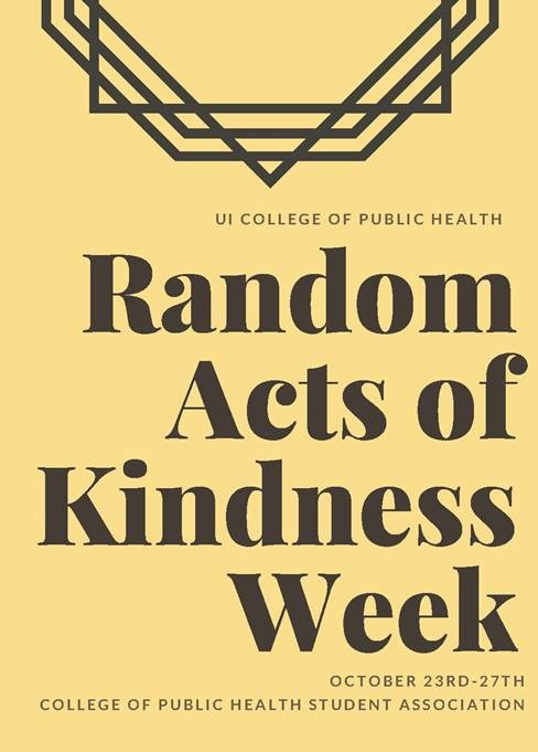 random acts of kindness banner